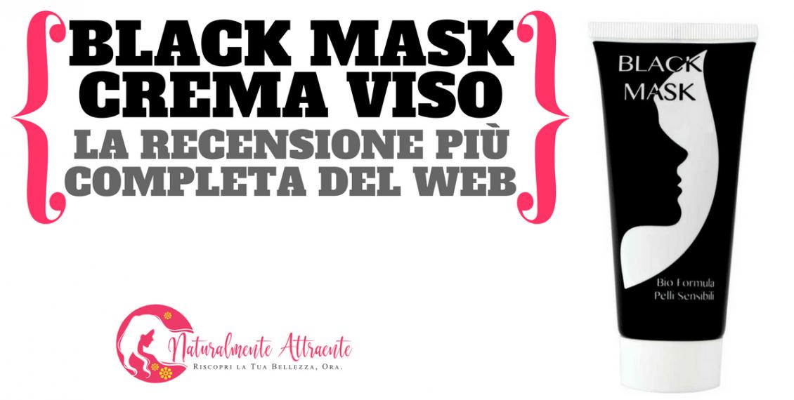 recensione BLACK MASK funziona