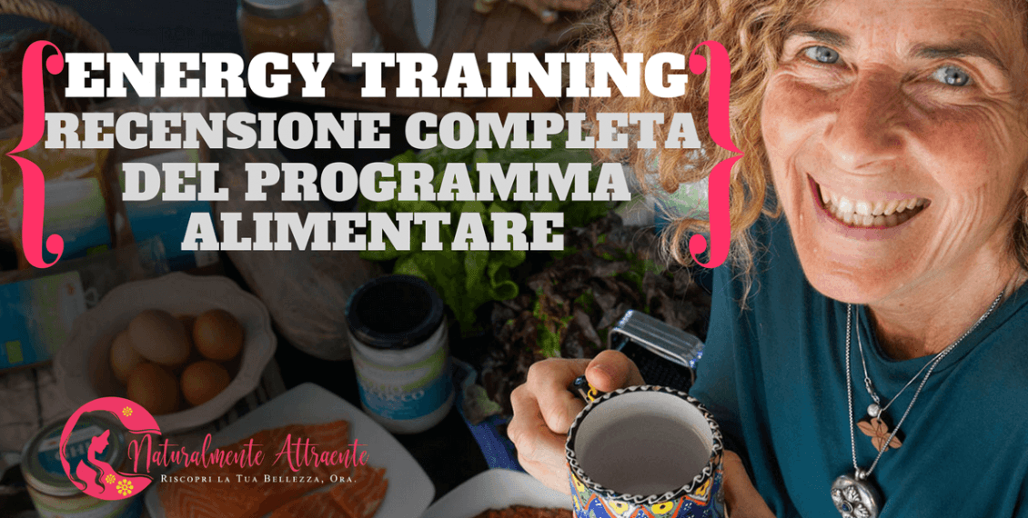 opinioni ENERGY TRAINING recensione francesca forcella cillo